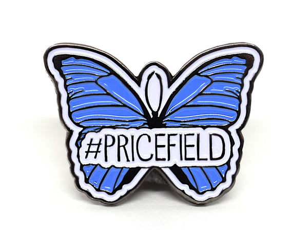 Ship It Pricefield Butterfly Pin