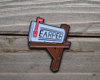Earper Mailbox Pin