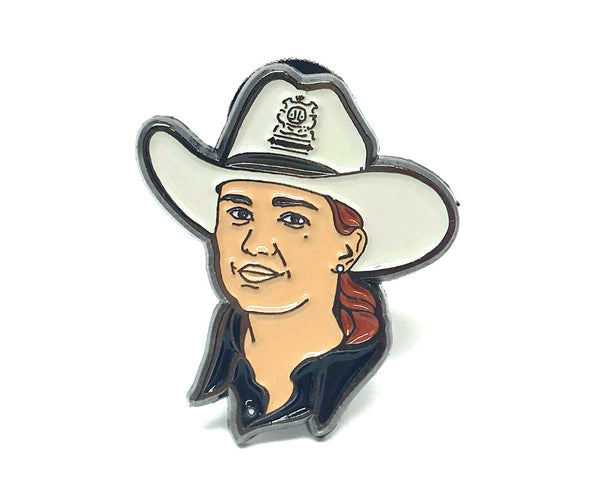 Vintage Haught Pin