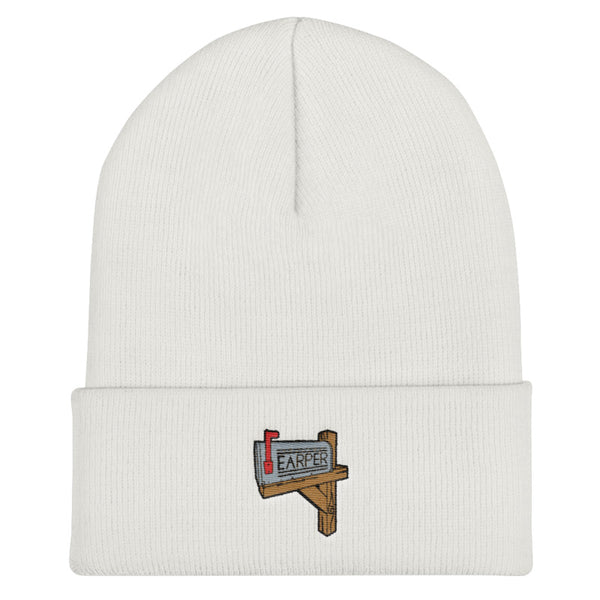 Earper Mailbox Cuffed Beanie (Choose Color)