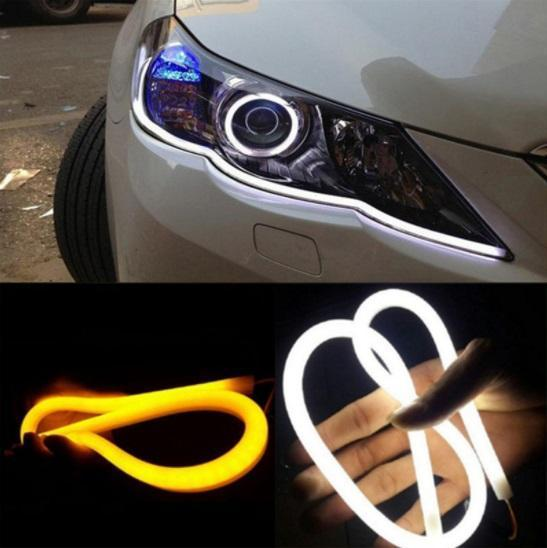 Universal flowing led car light strips seliabox universal flowing led car light strips aloadofball Gallery