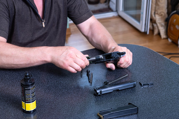 How To Clean A Gun Correctly