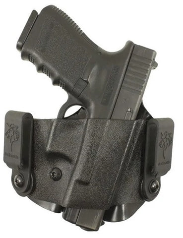 Gun In Holster For Your First Gun