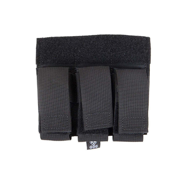 Grey Ghost Pistol Triple Magazine Pouch