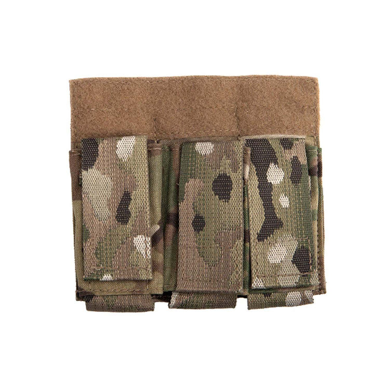 Grey Ghost Pistol Triple Mag Pouch