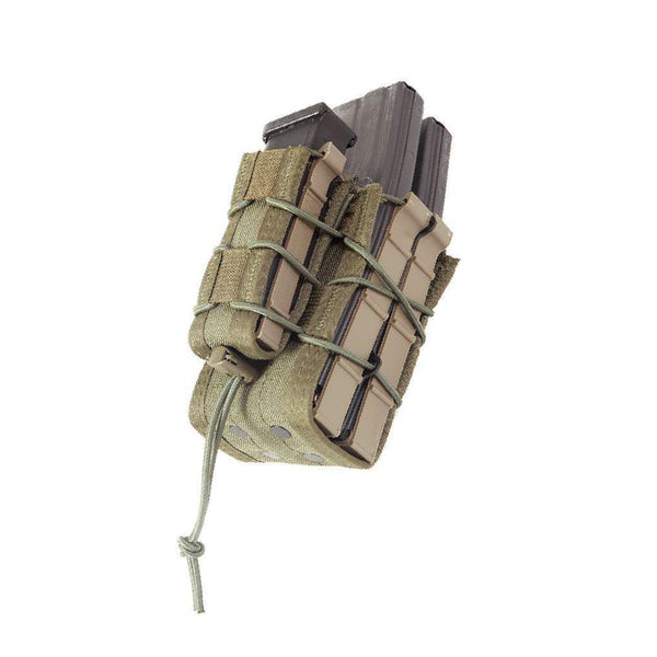 HSGI X2RP Double Rifle/Single Pistol Magazine Taco MOLLE