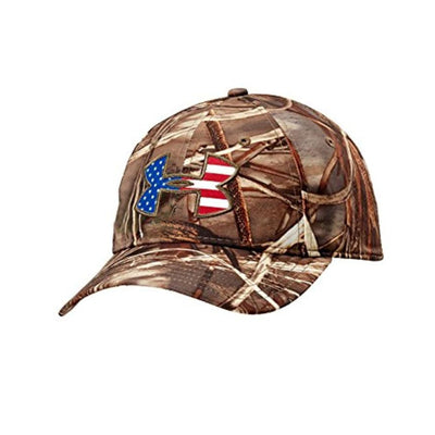 Under Armour Big Flag Logo Camo Hat - HYDRA Tactical 3881be871d1