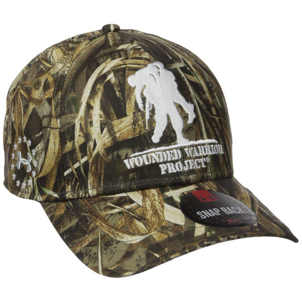 Under Armour Hunt Camo WWP Hat
