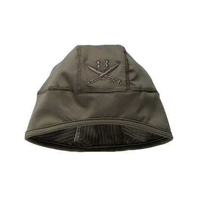 Under Armour ColdGear Infrared Tactical Camo Beanie - HYDRA Tactical 71356d046ec