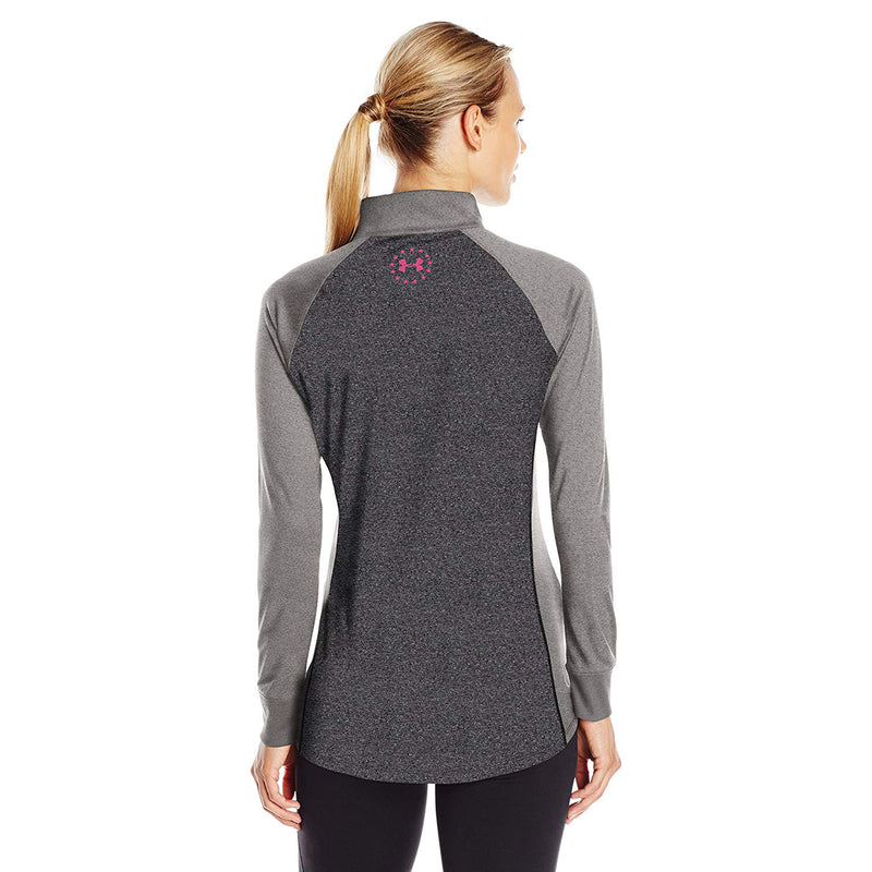 Under Armour Tech Freedom 1/2 Zip Women's T-Shirt