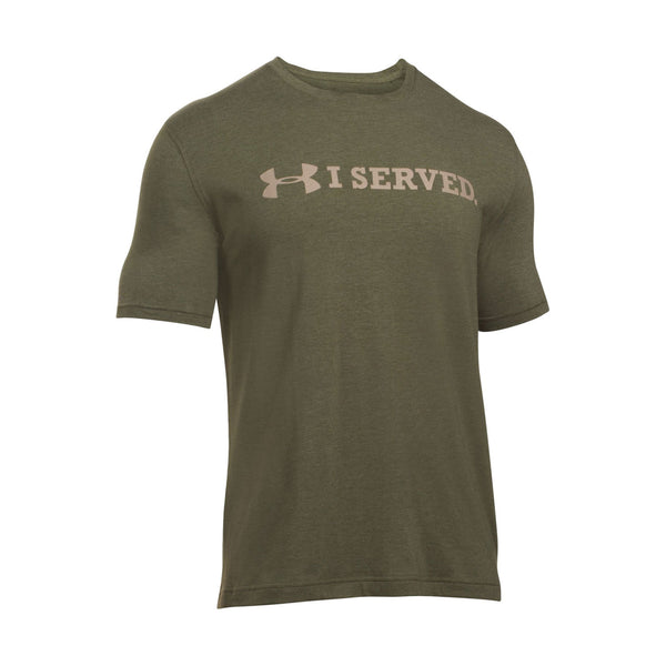 Under Armour Freedom I Served Men's T-Shirt