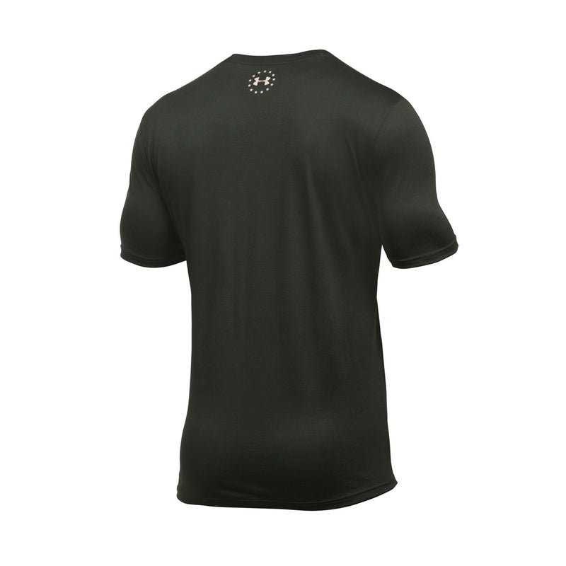 Under Armour Freedom Tech Support the Troops Men's T-Shirt