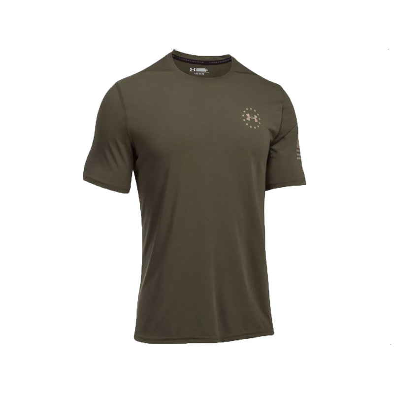 Under Armour Freedom Threadborne Siro Men's T-Shirt