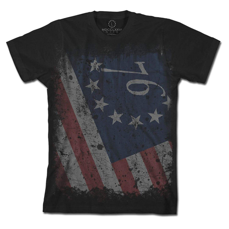 1776 United Betsy Ross Men's T-Shirt