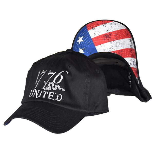 1776 United Logo Betsy Ross Edition Hat
