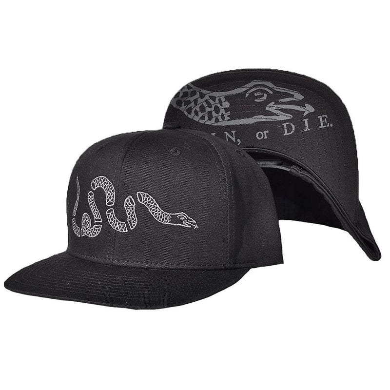 1776 United Join or Die Hat