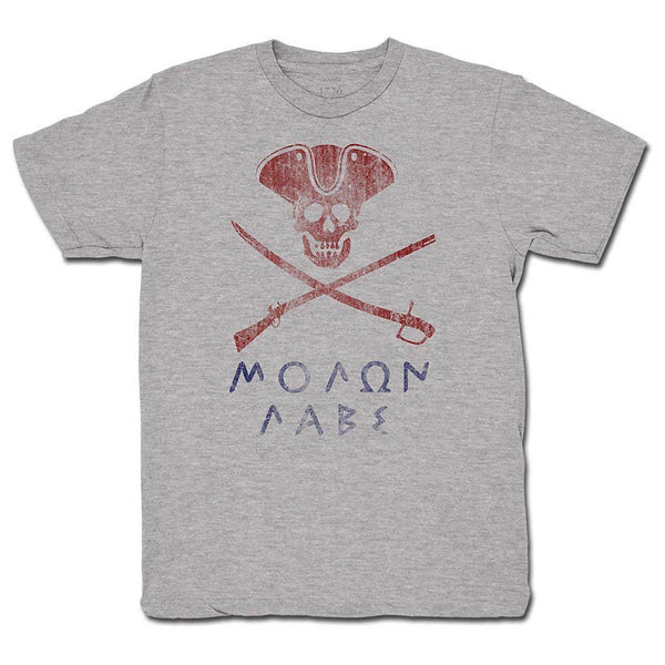 1776 United Molon Labe Men's T-Shirt