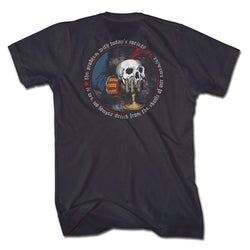 1776 United Skull Chalice Men's T-Shirt