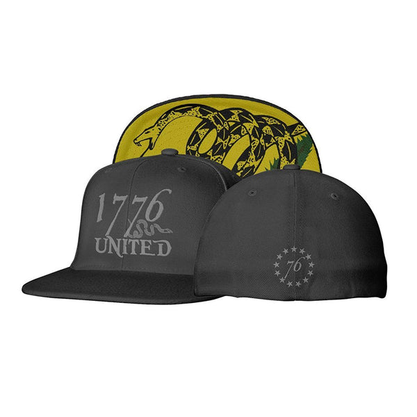 1776 United Don't Tread on Me Hat