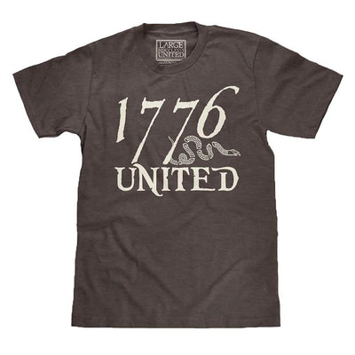 1776 United Logo Men's T-Shirt