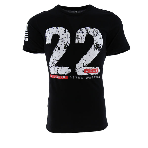 Nine Line 22 A Day Men's T-Shirt