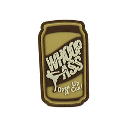 DDT Can Whoop Ass PVC Morale Patch