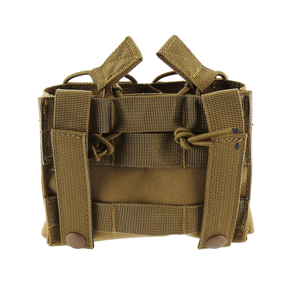 DDT Double M4 and Pistol Kangaroo Magazine Pouch