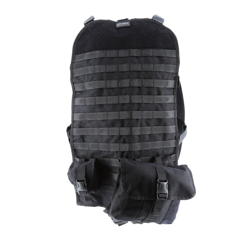 DDT Convoy MOLLE Universal Seat Back Cover
