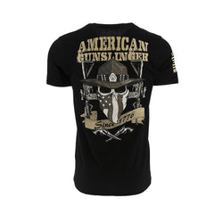 Nine Line American Gunslinger Men's T-Shirt