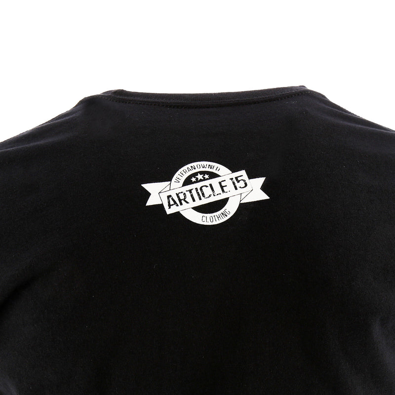 Article 15 Blacked Out On Freedom Men's T-Shirt