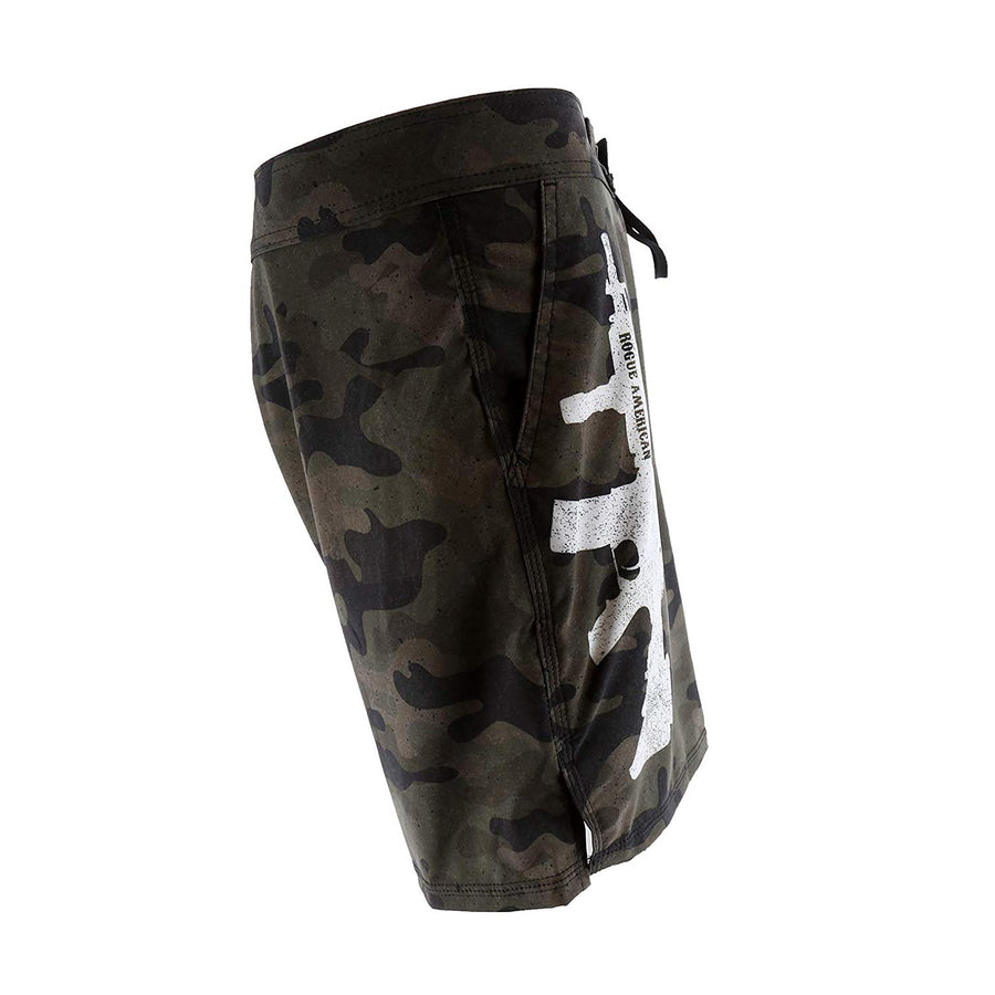 RogueAmerican Ar15 Men's Board Shorts