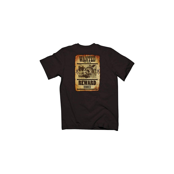 Browning Wanted Tom Turkey Men's T-Shirt