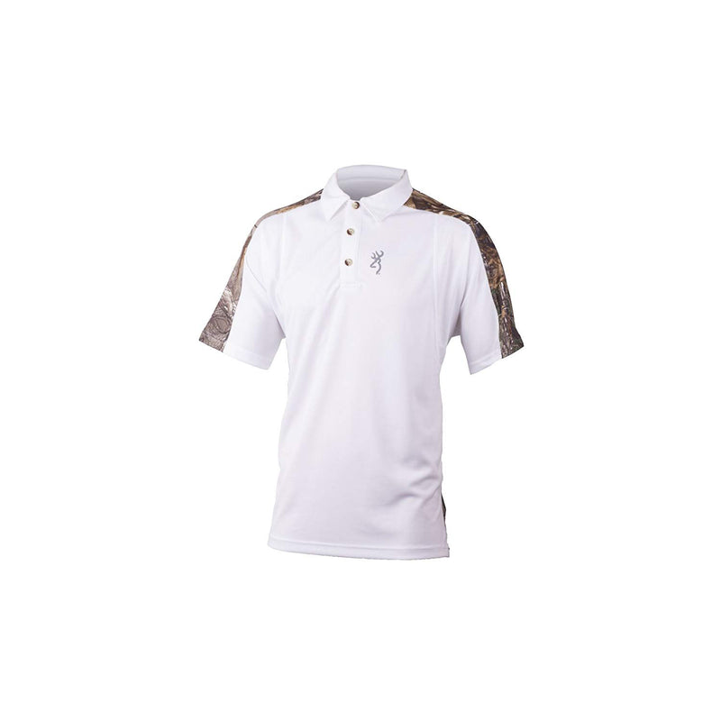 Browning Wolf Men's Polo