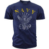 Black Ink Navy Classic Men's T-Shirt