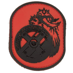 Mil-Spec Berserker PVC Patch
