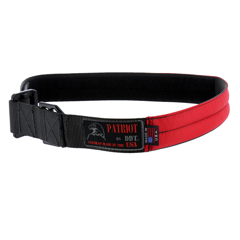 DDT Monsoor Rigger's Belt - PATRIOT