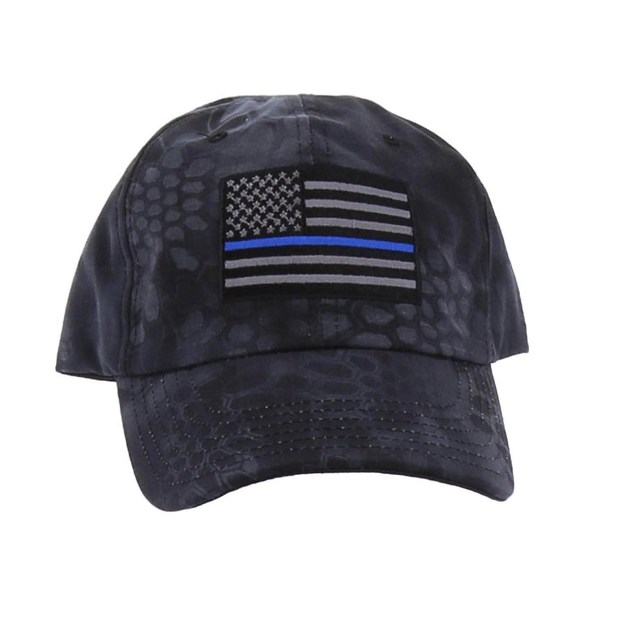 RogueAmerican Blue Line Hat
