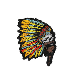 RogueAmerican Invader Chief Velcro Patch