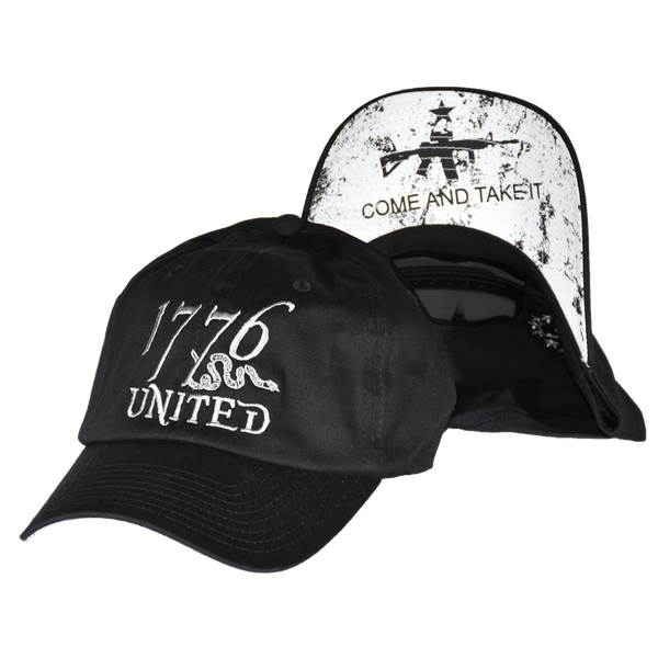 1776 United Come and Take it Hat