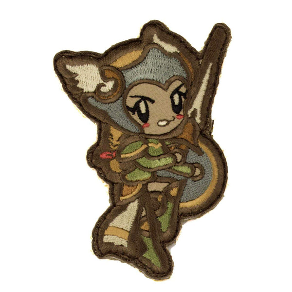 Mil-Spec Cute Valkyrie Patch