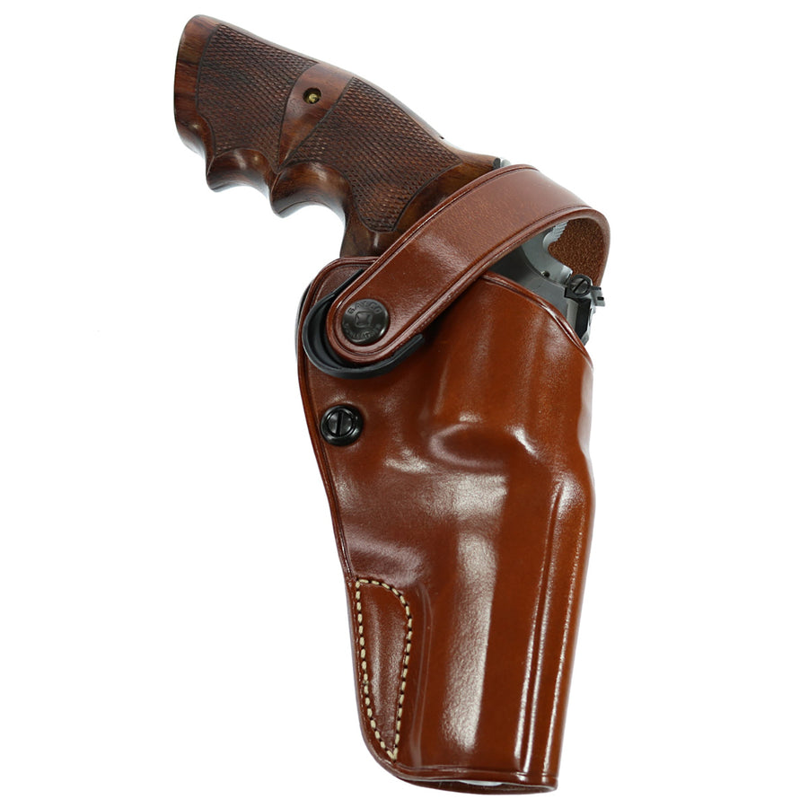 Galco Dual Action Outdoorsman Belt Holster
