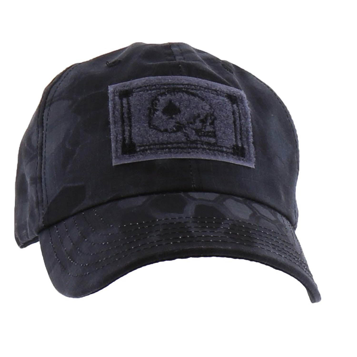 RogueAmerican Death Card Hat - HYDRA Tactical 9afdfac3984