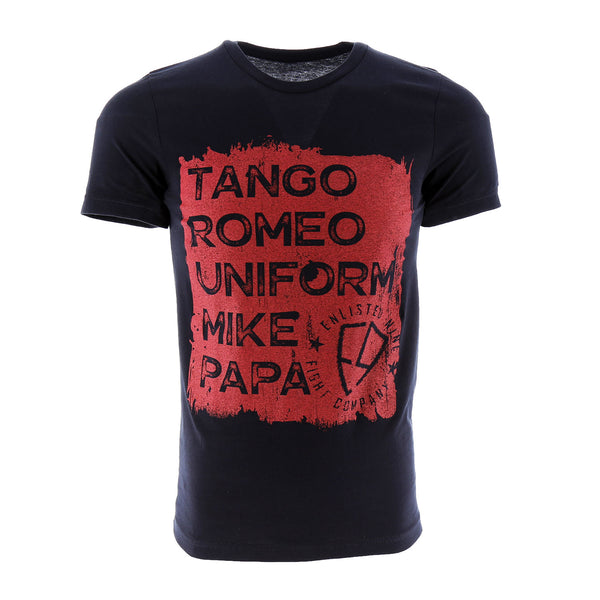 Nine Line Enlisted 9 Tango Men's T-Shirt