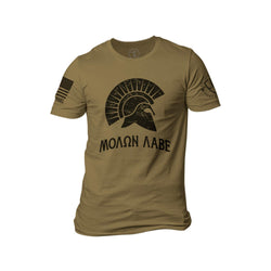 Nine Line Enlisted 9 Molon Labe Men's T-Shirt