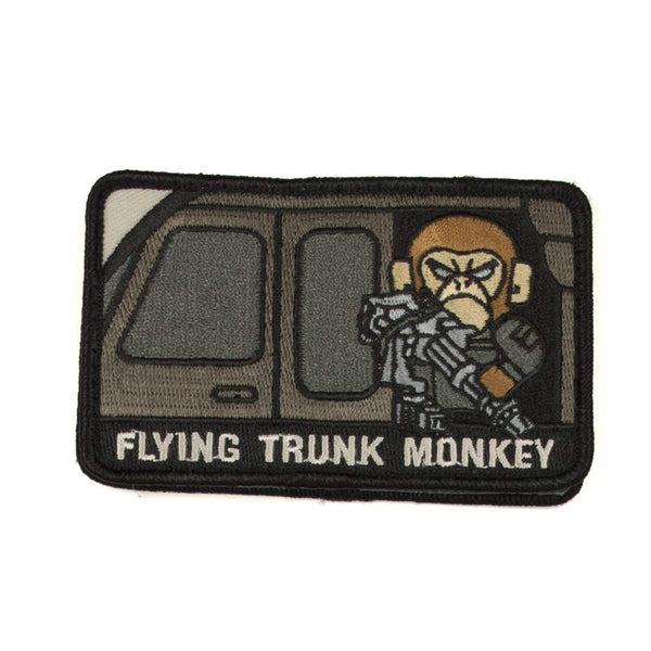 Mil-Spec Flying Trunk Monkey Patch
