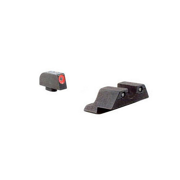 Trijicon GL101O Glock HD Night Sight Set