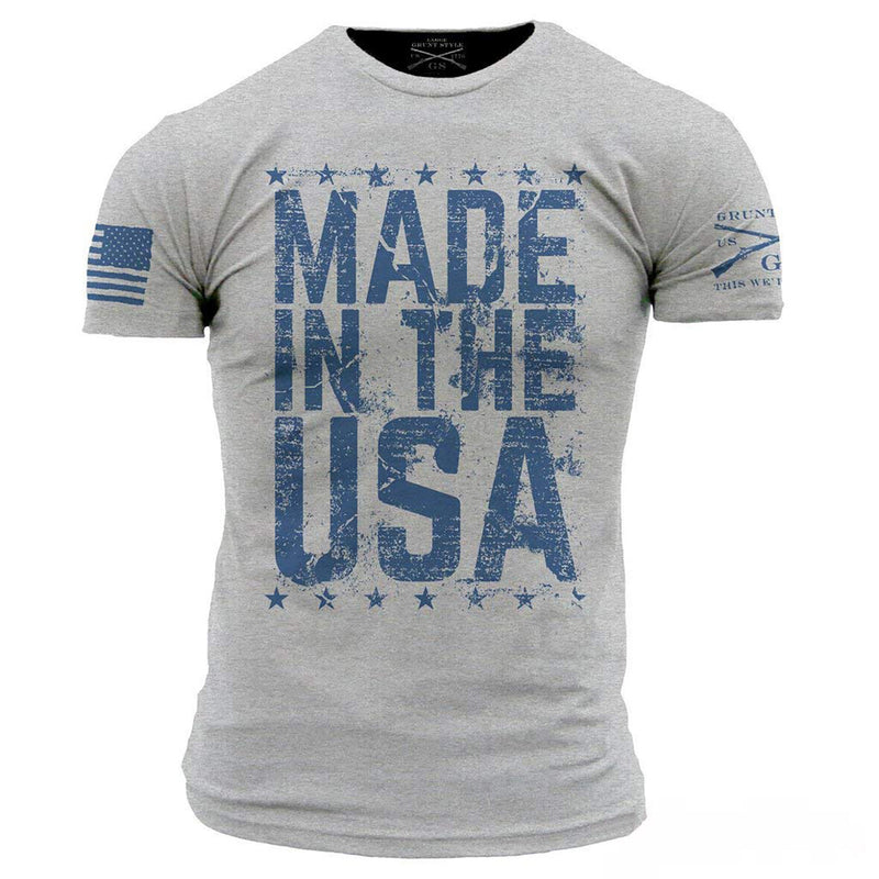 Grunt Style Made In The USA Men's T-Shirt