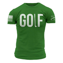 Grunt Style Golf Tee Men's T-Shirt