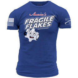 Men's Grunt Style Fragile Flakes T-Shirt