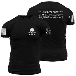 Grunt Style Stay Back Men's T-Shirt
